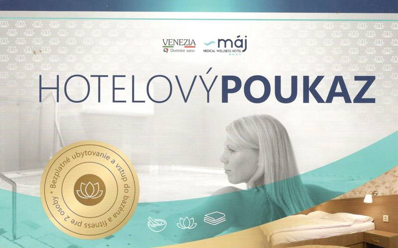 Poukazy Three Medics Group / Venezia / Swiss Medical