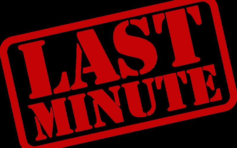 Last Minute Ponuka